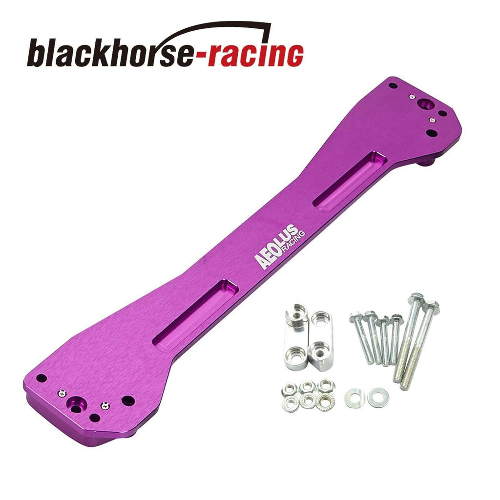 XYOUNG Rear Lower Control Arm Subframe Brace Tie Bar Fit for 1996 ...