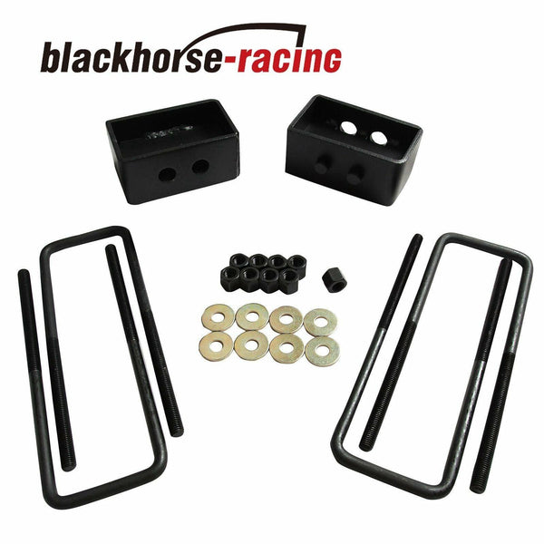 3'' Front 2'' Rear Leveling Lift Kit For 2005-2018 Toyota Tacoma 4WD 2WD Black