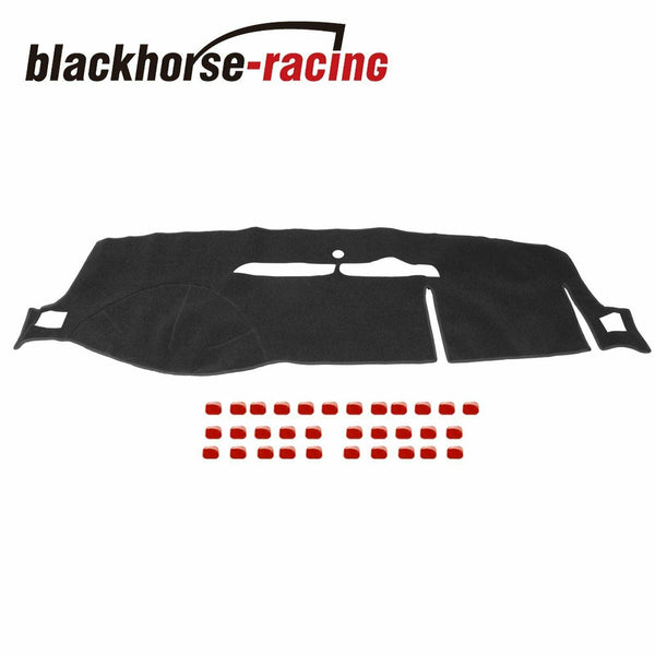 fits 2007-2013 CHEVROLET AVALANCHE DASH COVER MAT DASHBOARD PAD / BLACK
