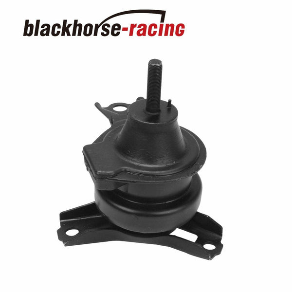 FOR 98-02 HONDA ACCORD 2.3L BRAND SET OF 4 ENGINE MOTOR & TRANS MOUNTS BLACK