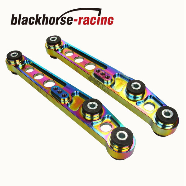Rear Lower Control Arm Subframe Brace Tie Bar EG For Honda Civic 1992-1995 NEO