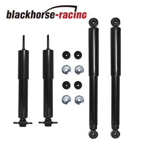 Front & Rear Shocks Struts FITS Chevrolet Silverado 1500 99-07 NEW,FREE SHIPPING
