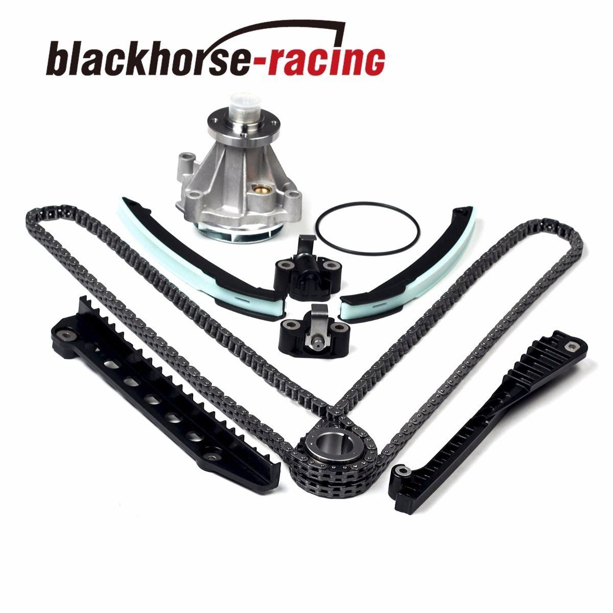 For Ford F150 F250 F350 Lincoln 5.4L 3V Timing Chain+Water Pump Kit