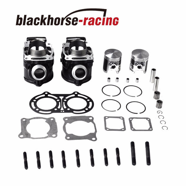 Perfect Yamaha Banshee 350 Standard Bore Cylinder Piston Gasket Kit For 87-06