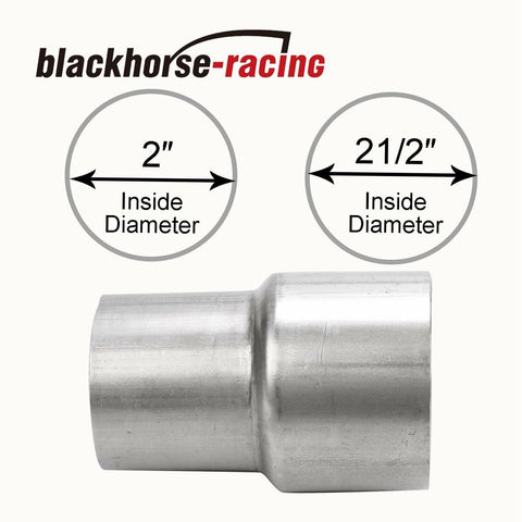 """2.5/"""" 63MM 45 DEGREE MANDREL BEND STAINLESS STEEL EXHAUST PIPE 21//2 2 1//2"""
