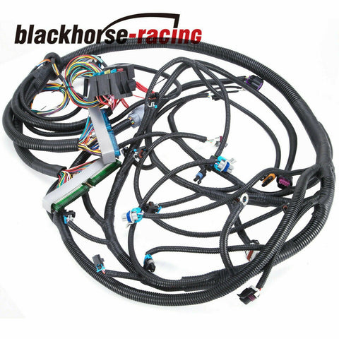 Standalone Wiring Harness W/ 4L60E For 03-07 LS Vortec 4.8 5.3 6.0 Drive by Wire
