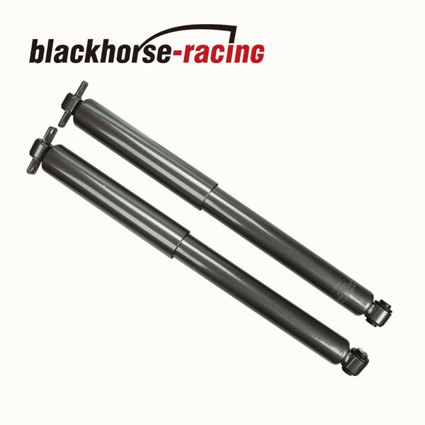 Front and Rear Shocks for 95-05 Chevrolet Blazer Black