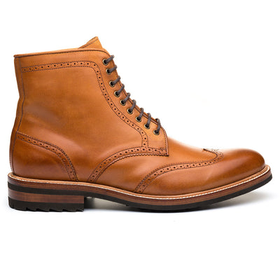 The Kimball Light Brown Leather