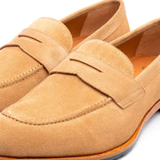 Madison Glove Sandy Dune Suede