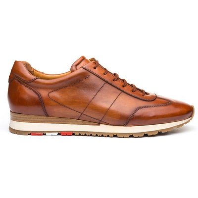 Q Sneaker Brown Leather