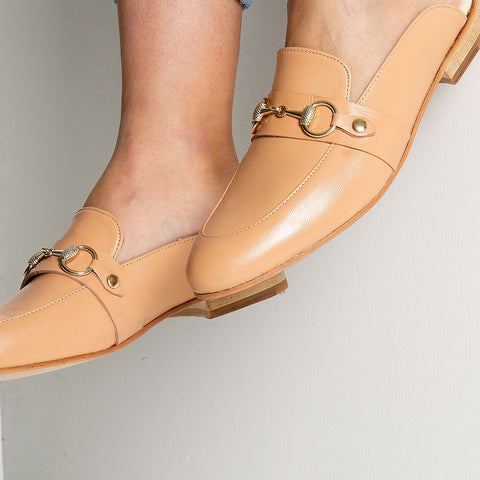 CAPRI NUDE LEATHER