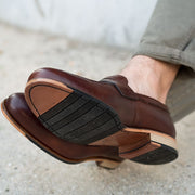 The Madison Glove Brown Pull