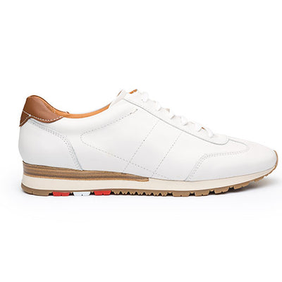 Q Sneaker White Leather