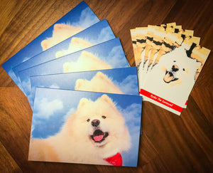 Ryder Holiday Greeting card - 5 pack
