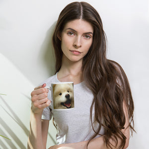 Samoyed Smile Mug