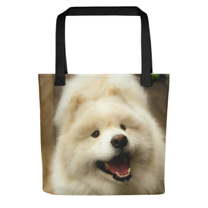 Samoyed Smile Tote bag