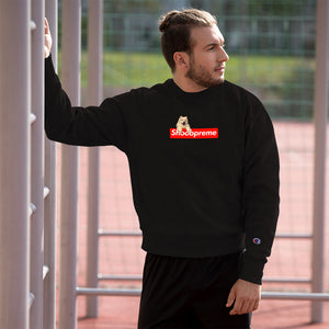 Shoobpreme Champion Sweatshirt