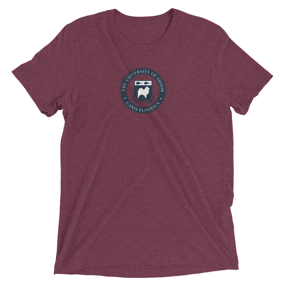 The University of Shoob Short sleeve t-shirt