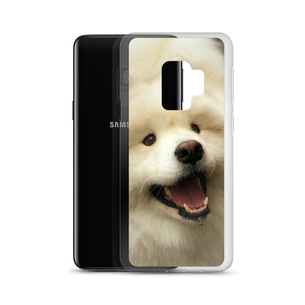 Samoyed Smile Samsung Case