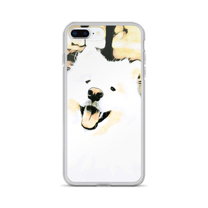 Happy Sammy iPhone Case