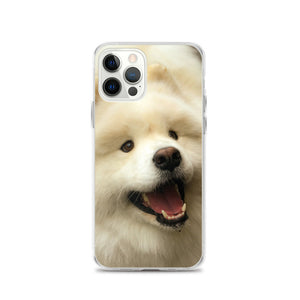 Samoyed Smile iPhone Case