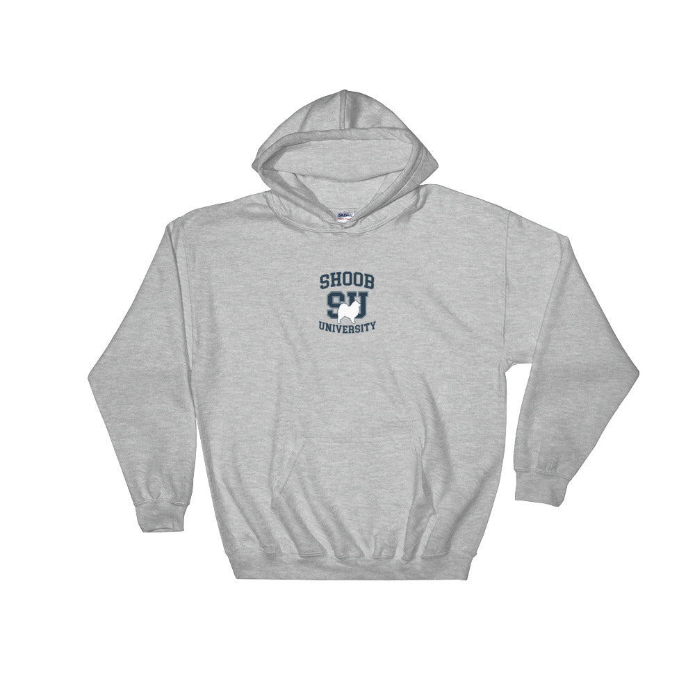 Shoob University Athletics Hooded Sweatshirt