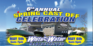 Spring Cast Off Celebration