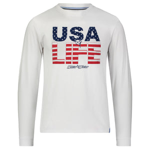 USA Life Performance Tee