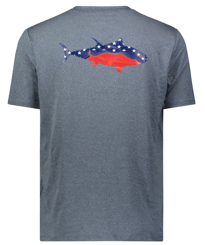 USA Tuna Performance Tee