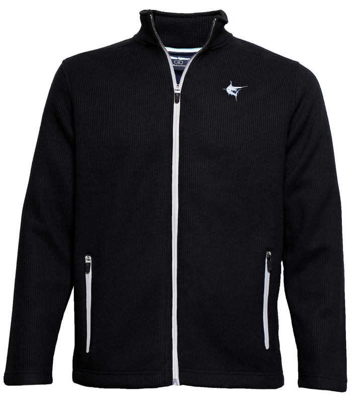 Anchorage Jacket Black