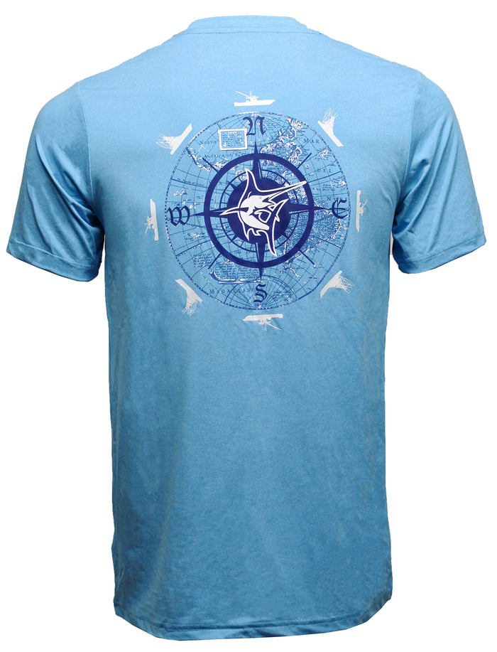 Compass Performance Tee