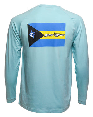 Bahamas Relief Long Sleeve