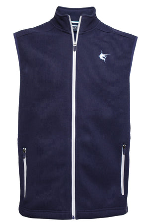 Anchorage Vest Navy