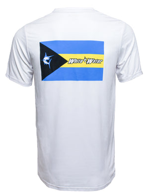 Bahamas Relief Short Sleeve
