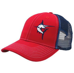 Marlin Trucker Hat