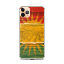 Laden Sie das Bild in den Galerie-Viewer, BIJIWEAR Kurdistan Flag iPhone Handyhülle