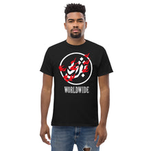 Laden Sie das Bild in den Galerie-Viewer, BIJIWEAR Worldwide T-Shirt / Herren