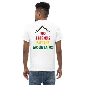 No Friends But The Mountains T-Shirt / Herren