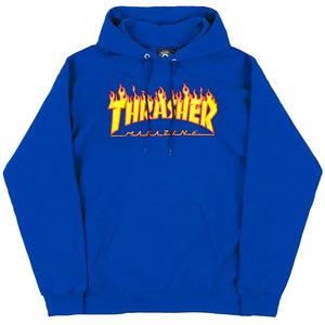 THRASHER FLAME (ROYAL)