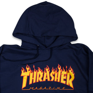 THRASHER FLAME (NAVY)