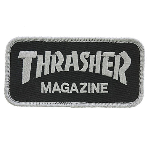 THRASHER MAGAZINE (BLACK)