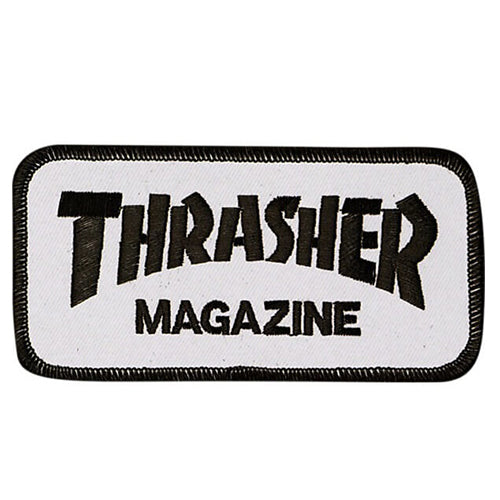 THRASHER MAGAZINE (WHITE)