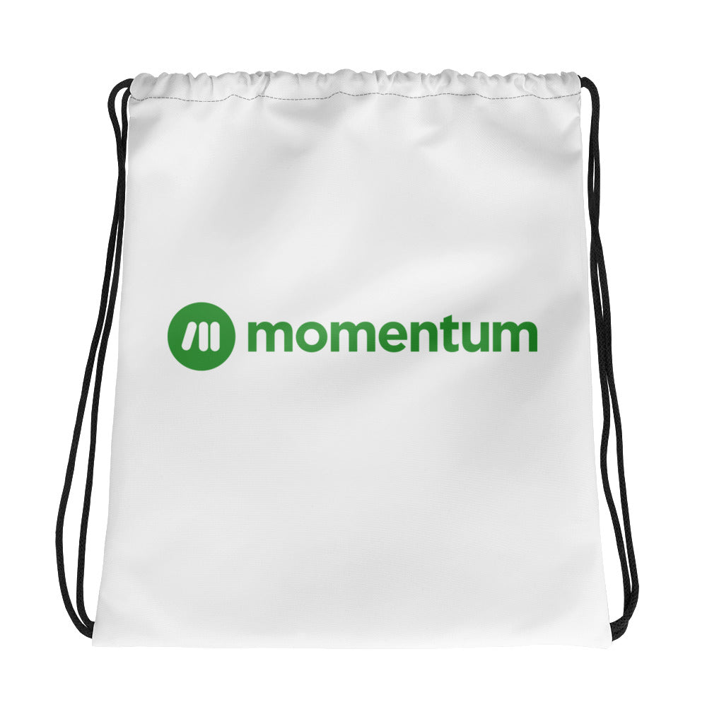 Drawstring Bag (White)