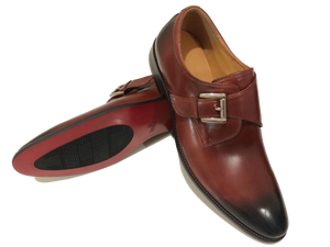 The Monkstrap Shoes