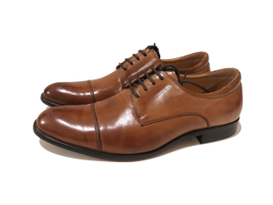 Derby Shoes - Brown