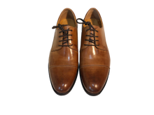 Load image into Gallery viewer, Derby Shoes - Brown