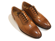 Load image into Gallery viewer, Oxford Shoes - Brown