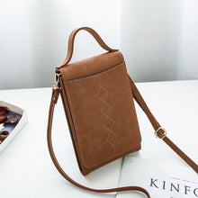 Load image into Gallery viewer, 2019 Women Purses and Handbags Leather Clutch Mini Bag Phone Pocket Shoulder Crossbody Bags for Women Handbags and Purses