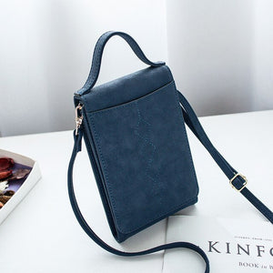 2019 Women Purses and Handbags Leather Clutch Mini Bag Phone Pocket Shoulder Crossbody Bags for Women Handbags and Purses