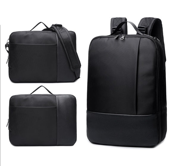 Premium Business Laptop Bag - Black